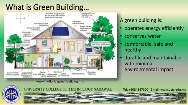 the immersion of green building what is green building